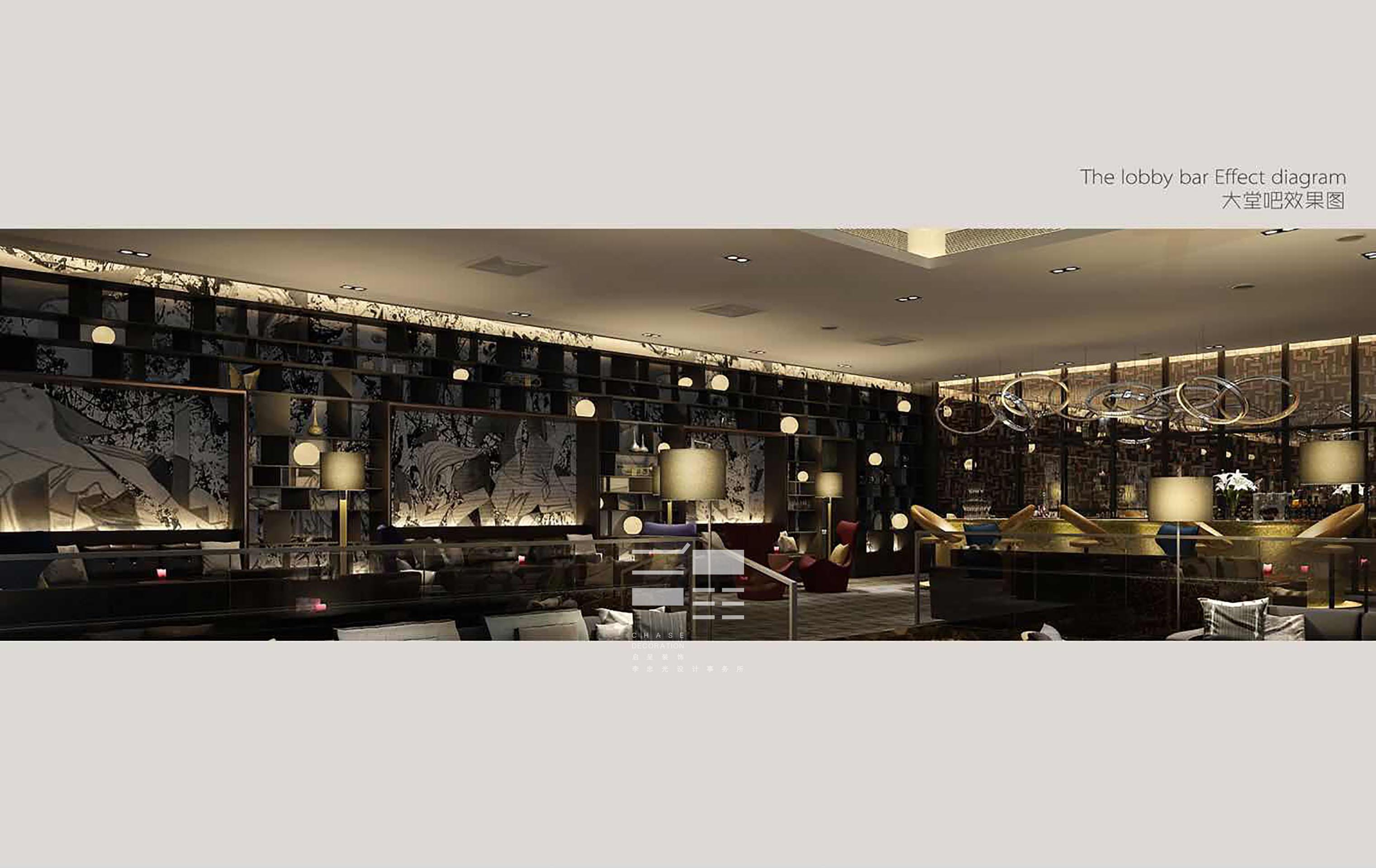 广州·海航威斯汀酒店大堂吧
